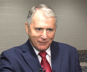 Dr. Bill Daggett speaks to HCS about becoming a model school system